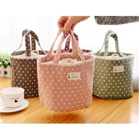 Lunch Bag Rosa/Laks